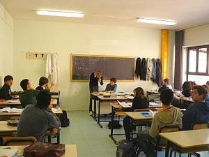 aula scuola tursi